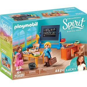 Playmobil Spirit Schulzimmer von Muss Flores