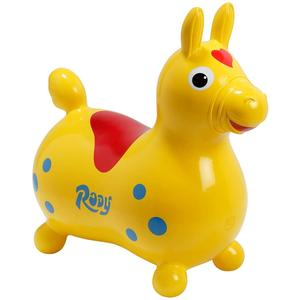 Rody Hüpfpferd gelb