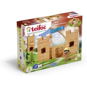 Teifoc Steinbaukasten kleine Burg