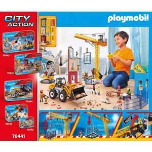 Playmobil City Action! RC Baukran mit Bauteil