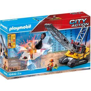 Playmobil City Action! Seilbagger mit Bauteil
