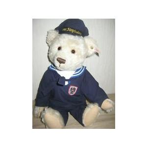 "STEIFF Teddy ""Sängerknabe"" 33 cm"