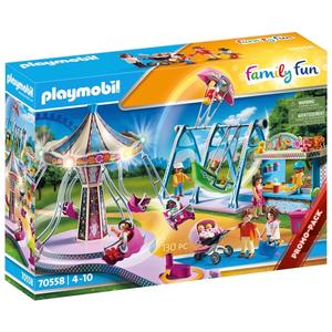 Playmobil Grosser Vergnügungspark