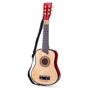 Gitarre de Luxe natur