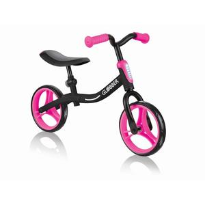 "Authentic Laufrad ""GO BIKE"" schwarz/pink"