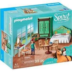 Playmobil Spirit Luckys Schlafzimmer