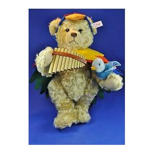 "STEIFF Teddy ""Papageno"" 33 cm"