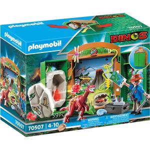 Playmobil Spielbox Dinoforscher