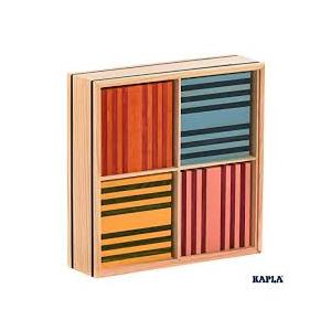 KAPLA 100er Box octocolor