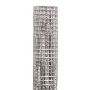 Wühlmausgitter verzinkt - Länge: 25 m