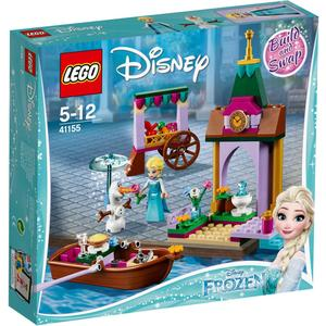 Lego Frozen Elsa's Market