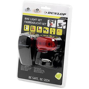 Fahrrad-Lichtset LED