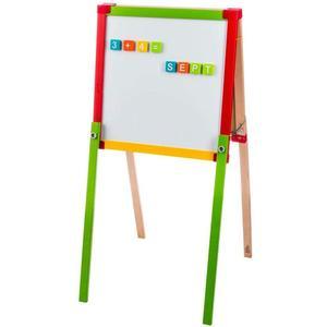 Kinder Maltafel mit Tafelseite und magnetischem Whiteboard