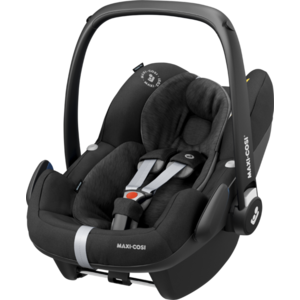Maxi Cosi Pebble Pro I-Size Babyschale 2020 Kollektion Essential Black