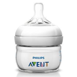 Philips AVENT Naturnah Flasche, 60 ml, Kunststoff, ab Geburt