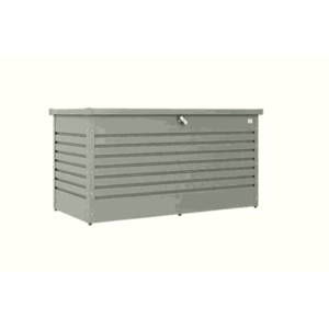 Biohort FreizeitBox Aufbewahrungsbox 180 quarzgrau-metallic