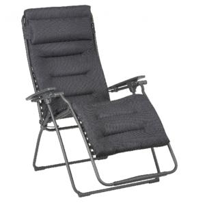 Lafuma FUTURA XL Air Comfort® Noir/Acier