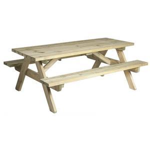 Alexander Rose Woburn Picknicktisch 5ft schwere Ausführung