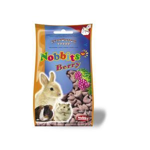StarSnack Nobbits Waldfrüchte, 75g