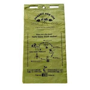 Kotbeutel Spenderblock - 50 Sackerl - biologisch abbaubar