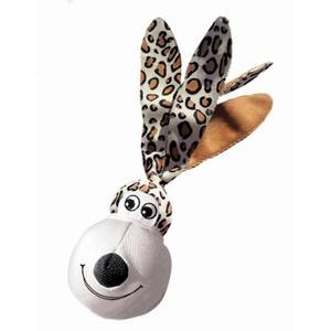 KONG Wubba Floppy Ears - Leopard