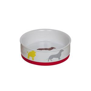 Paket Keramiknapf FUN und Snackdose FUN