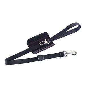 Auto Sicherheitsgurt + Leine für Hund