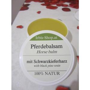 Pferdebalsam (Harzbalsam) mit Schwarzkieferharz, 300 g