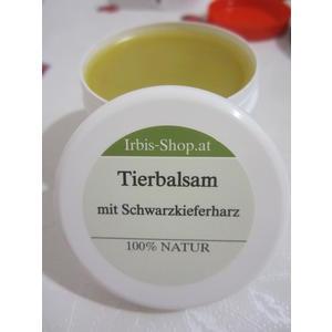 Tierbalsam (Harzbalsam) mit Schwarzkieferharz, 100 ml