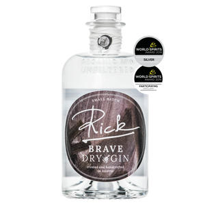 Rick Premium Bio Gin Brave 500ml