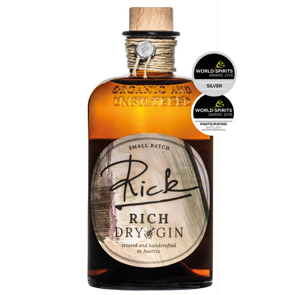 Rick Premium Bio Gin Rich 500ml