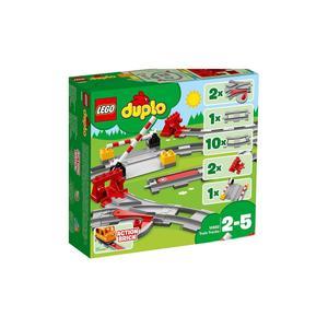 LEGO DUPLO, Eisenbahn Schienen, 10882