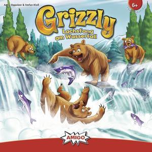 Grizzly, Amigo