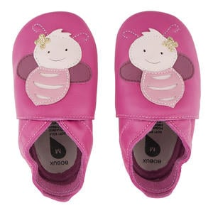 Softsoles Pink Bee