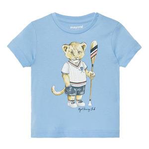 """T-Shirt """"Cricket bear"""""""