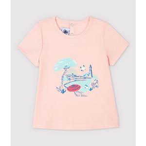 T-Shirt Spielplatz aus Baumwolle