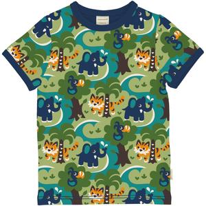 Organic Cotton T-shirt Jungle