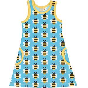 "Kleid kurz arm ""Humble Bumblebee"""