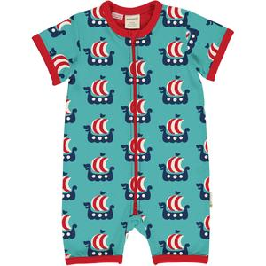 Organic Cotton Rompersuit Vikinger