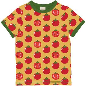 Organic Cotton T-shirt Tomaten