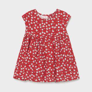 Baby Kleid Herzchen