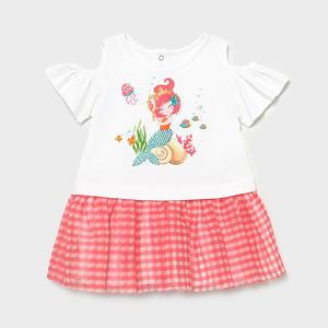 Baby Kleid Tüll Meerjungfrau
