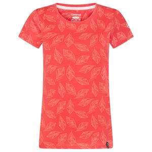 Imprint T-Shirt Damen
