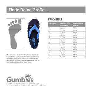 GUMBIES - Original KIDS FlipFlops / Zehentrenner - coast