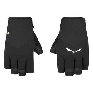 Via Ferrata Leather Gloves