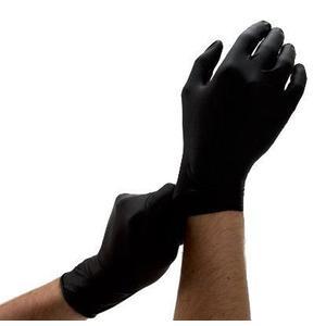 100 Stk.Nitril Einmalhandschuhe ungepudert M