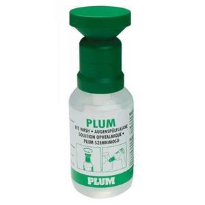 Plum Augenspülflasche 200 ml Flasche mit steriler 0,9% Kochsalzlösung