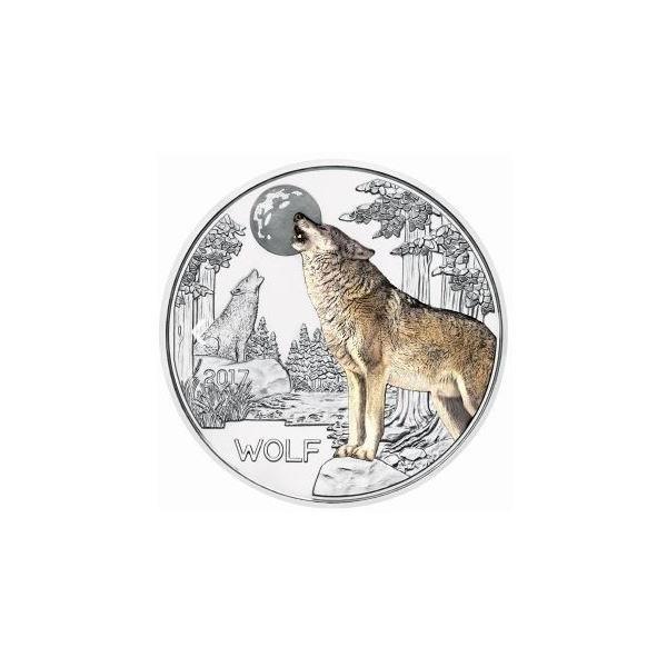 Tiertaler Wolf 2017