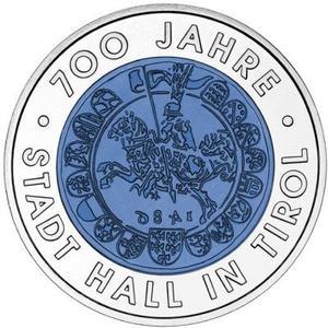 Niob 2003 - 700 Jahre Stadt Hall