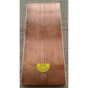 2 kg Kupferbarren - 2000 Gramm Feinkupfer